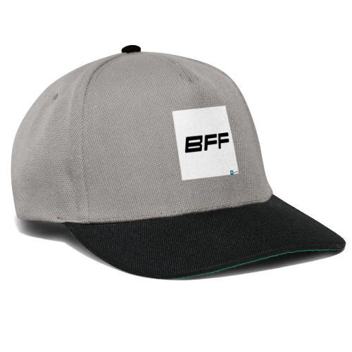 white BFF - Snapbackkeps