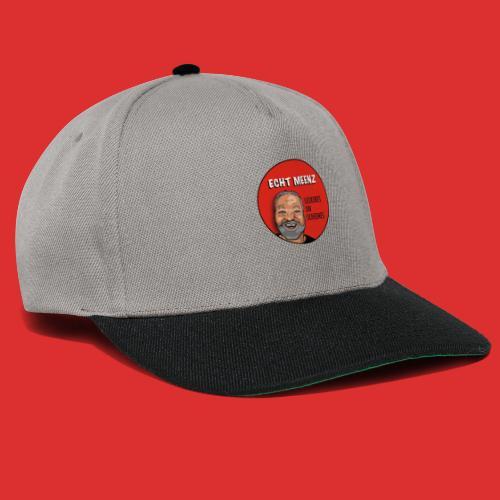 Echt Meenz Logo - Snapback Cap