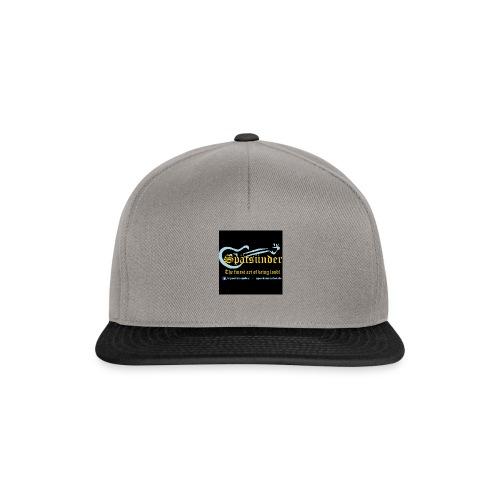 LOGO Quadrat - Snapback Cap