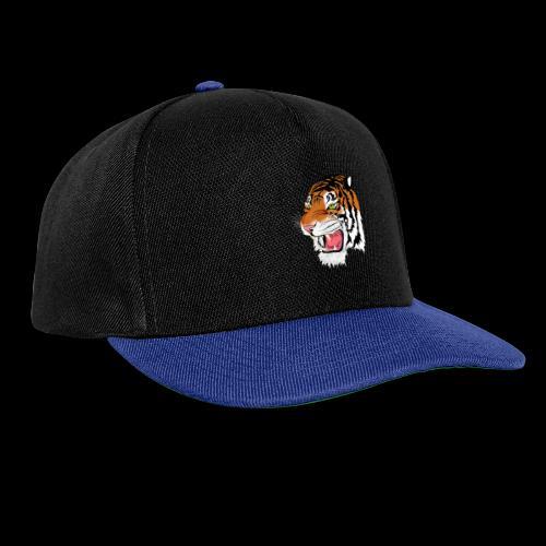 Sumatra Tiger - Snapback Cap
