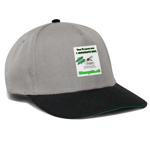 Mosquito.eth. You'll never own - Snapback Cap