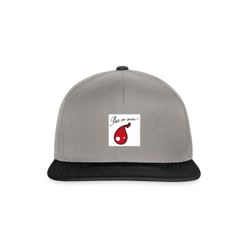 sang1 - Casquette snapback