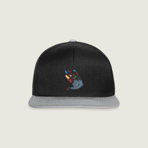 manocolor - Snapback Cap