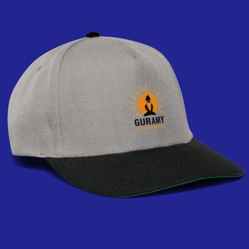 final nero con scritta - Snapback Cap