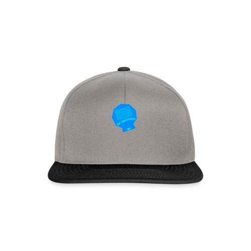 Het_Speelstation_logo - Snapback cap