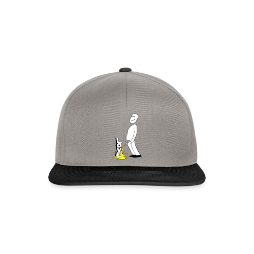 tissekopp original - Snapback-caps