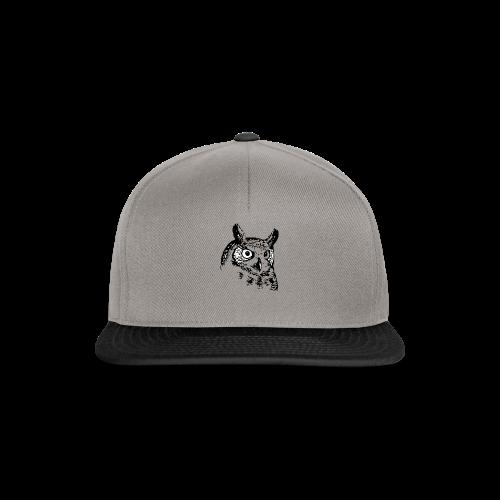 Artist Owl - Snapback Cap