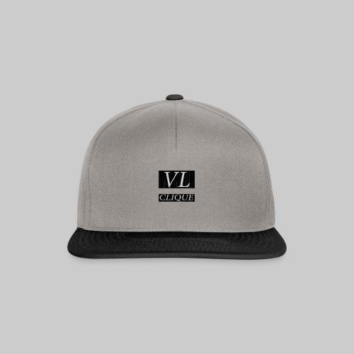 VL CLIQUE - Slim fit T-shirt - Snapbackkeps