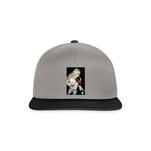 Vampire Violin Gothic Music Fantasy Enchanted - Snapback Cap