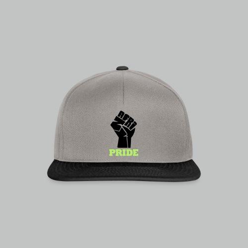 nafri fist - pride - Snapback Cap