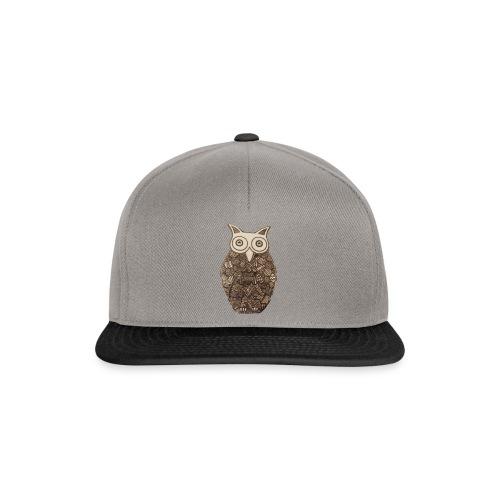 Pyro Owl - Snapback Cap