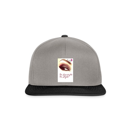 design fun makeup - Snapback Cap