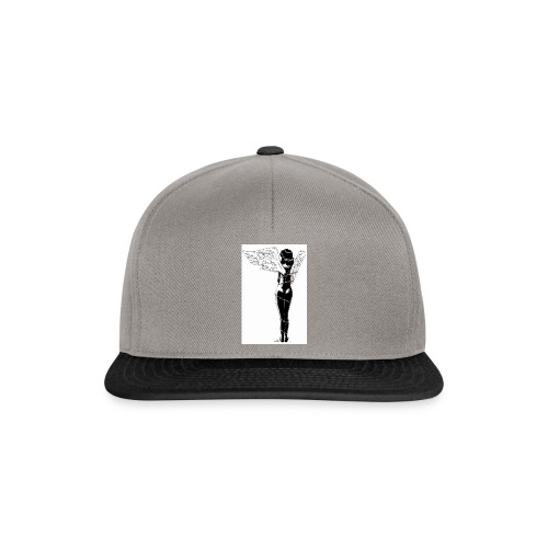 womaninblack - Snapback Cap