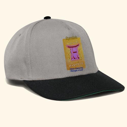 Ohm Nami Ong - Snapback Cap