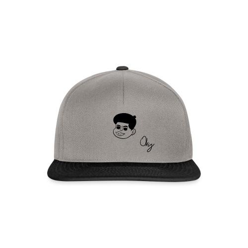 Afro Boy - Snapback Cap