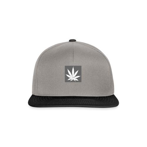 Cannabis - Casquette snapback