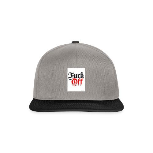 Fuck-Off - Snapback Cap