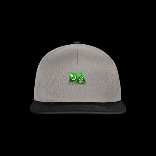 DA Logo 600x600 - Snapback Cap