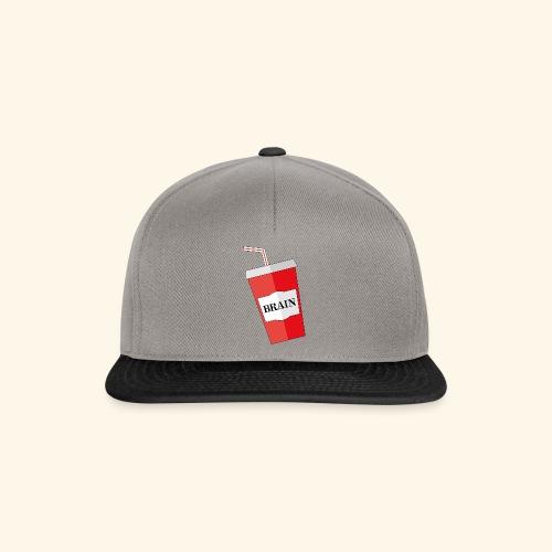 Mehr Hirn - Snapback Cap