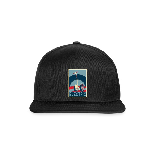 ELECTRIC - Gorra Snapback