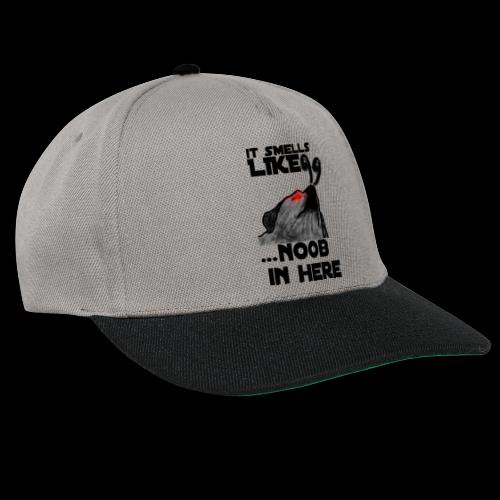 Noob Gaming Gamer Pro - Snapback Cap