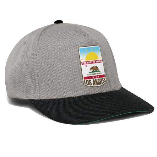 Los Angeles - California Republic - Snapback Cap
