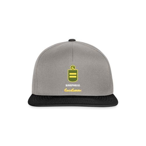 GagaGarden korporal - Snapback-caps