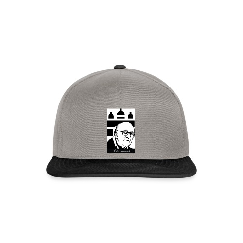 Pope_Francisco - Snapback Cap