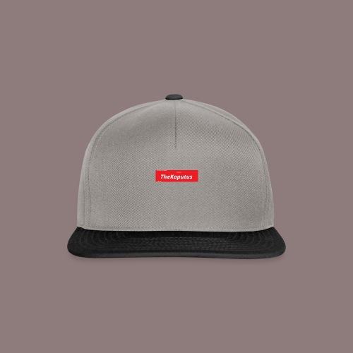 TheKaputus Merch - Snapback Cap