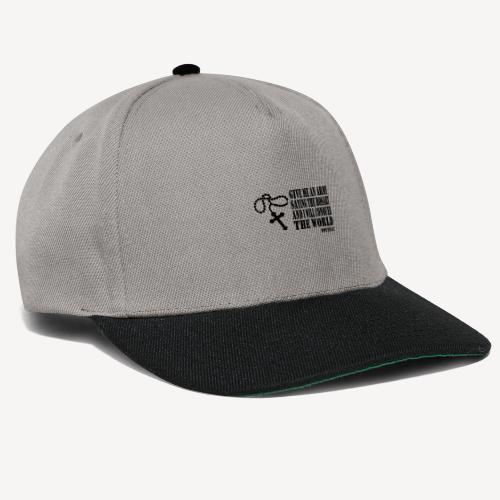 ROSARY - Snapback Cap