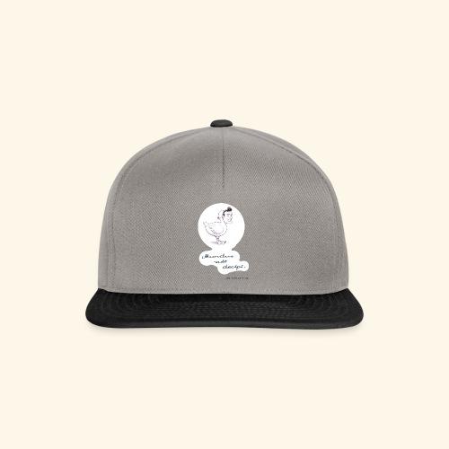Mundus vult decipi (Ente) - Snapback Cap