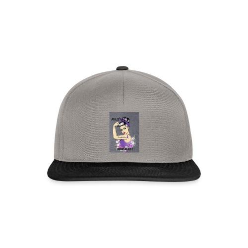 Julz the UNBREAKABLE - Snapback Cap