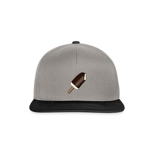 Eis am Stiel mit Schokoladenüberzug - Snapback Cap