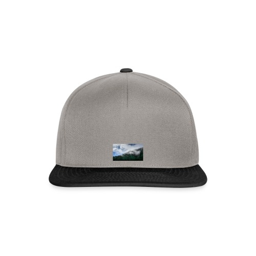 Mountainside - Snapback Cap