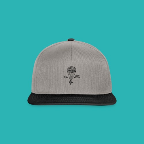 Veleggiare_o_precipitare-png - Snapback Cap