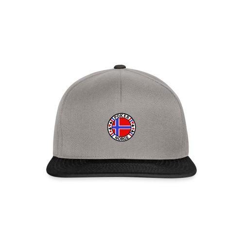PoKeR NoRGe - Snapback Cap