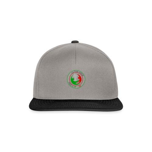 LA_TUA_VOCE_PER_ITALIA_01-png - Snapback Cap