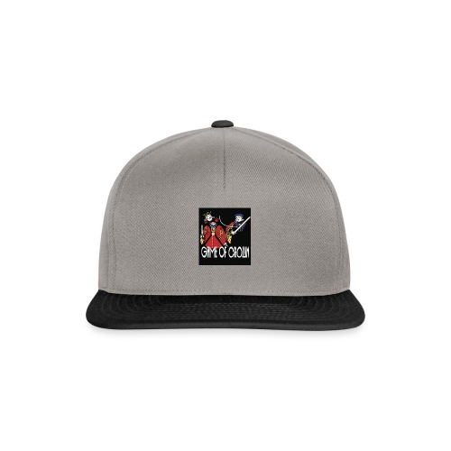 Game of Crown. - Casquette snapback