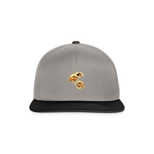 Wisente - Snapback Cap
