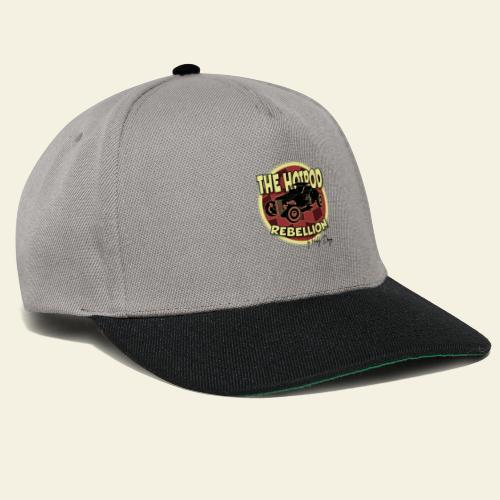 hotrod rebellion - Snapback Cap