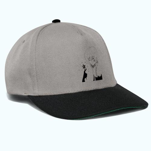 MANGA STAR real drawing - Snapback Cap