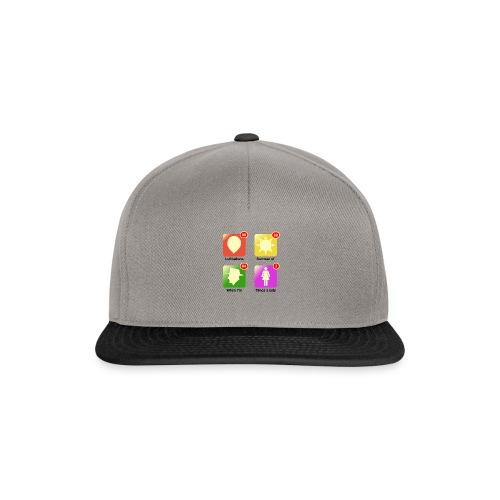 muziek apps - Snapback cap