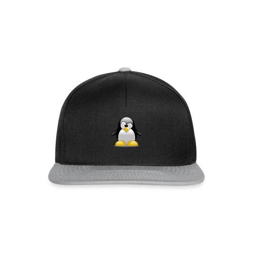 Penguin logo - Snapback cap