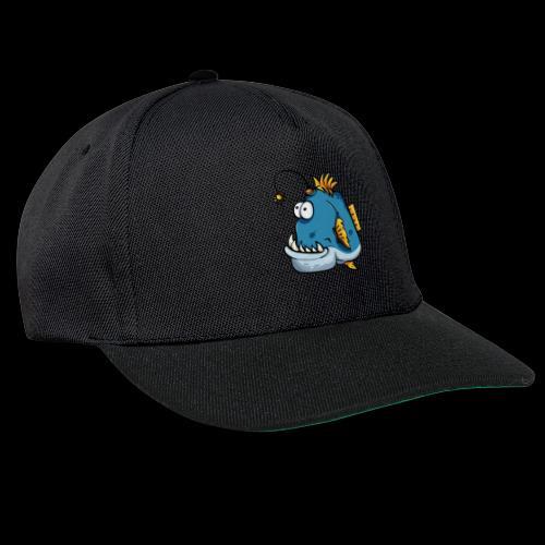 fish - Snapback Cap