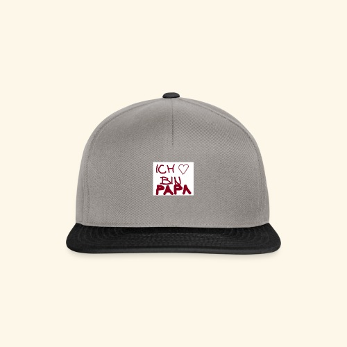 Papa - Snapback Cap