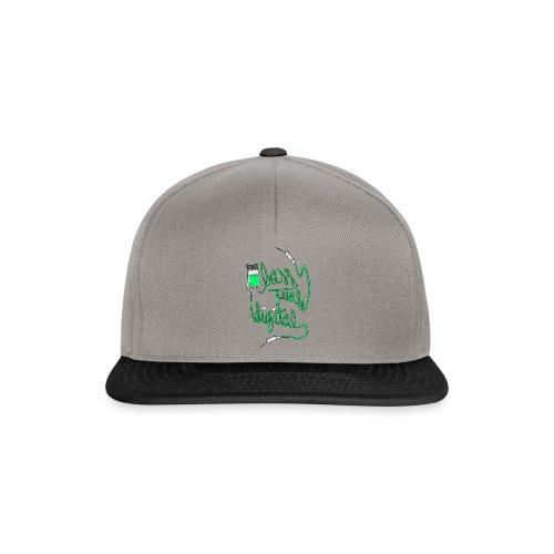 BASS JUNK DIGITAL ZIPPED HOODIE - Snapback cap