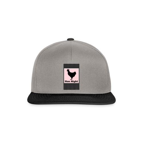 Hens party - Snapback Cap