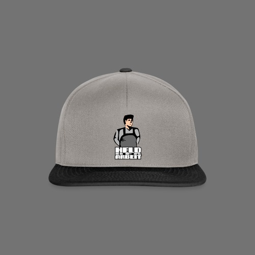 Hero of Labour (Workers Held) - Snapback Cap