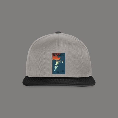 BEWARE THE KONG - Casquette snapback