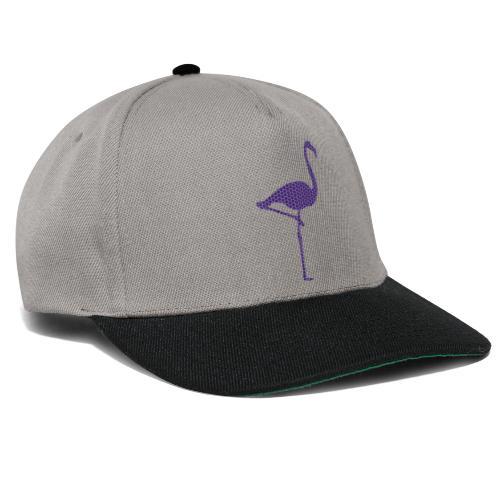 Flamingo Violet - Snapback Cap